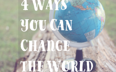 After the year we just had, there's a lot of pressure to Change the World | Free Printable
