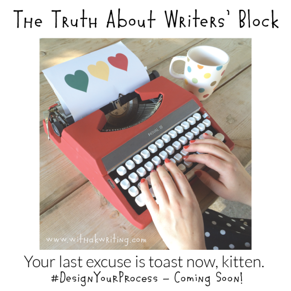 The Shocking Truth About Writer's Block is Simple| Kris With a K | Writing Coach