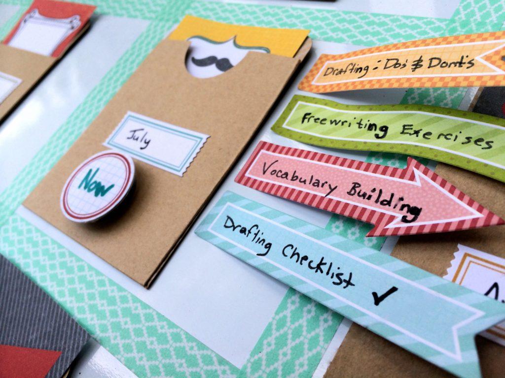 Blog Calendar Homemade FAT Paint