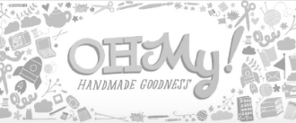 Oh my handmade goodness is a website for makers and creators